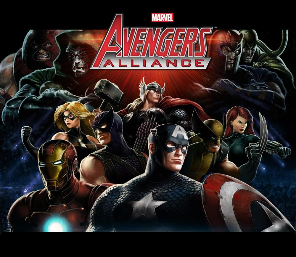 marvel avengers alliance page 1 konghack